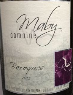 Dom. Maby Baroques