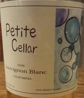 Petite Cellar Sauvignon Blanc