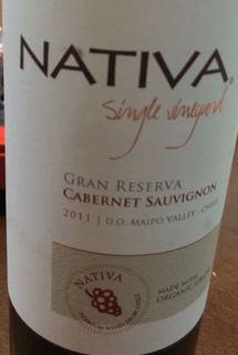 Nativa Single Vineyard Gran Reserva Cabernet Sauvignon