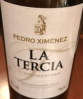 La Tercia Pedro Ximénez(ラ・テルシア ペドロ・ヒメナス)