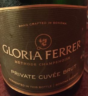 Gloria Ferrer Private Cuvee Brut