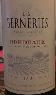 Les Berneries Bordeaux