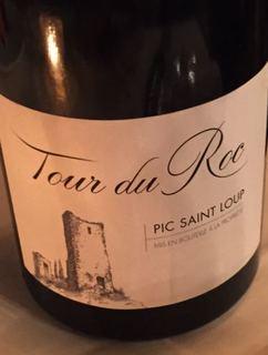 Tour du Roc Pic Saint Loup