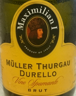 Maximilian I Müller Thurgau Durello Brut