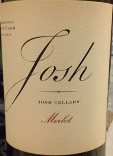 Joseph Carr Josh Cellars Merlot