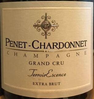 Penet Chardonnet Grand Cru Terroir Escence Extra Brut