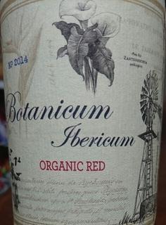 Botanicum Ibericum Organic Red