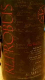 San Cristoforo Rosso Reprobus