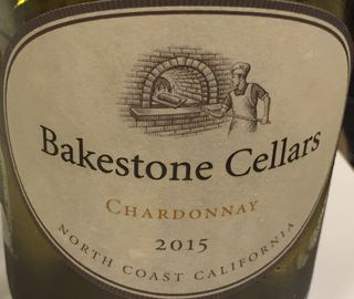 Bakestone Cellars Chardonnay(ベイクストーン・セラーズ シャルドネ)