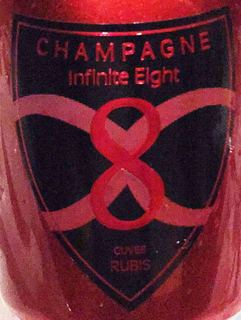 Infinite Eight Cuvee Rubis
