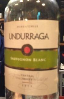 Undurraga Sauvignon Blanc