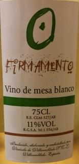 Firmamento Vino de Mesa Blanco