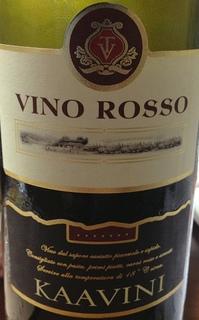 Kaavini Vino Rosso