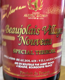 Albert Bichot Beaujolais Villages Nouveau Special Terroir