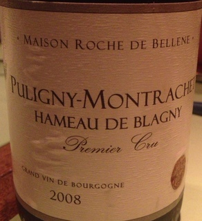 Maison Roche de Bellene Puligny Montrachet 1er Cru Hameau de Blagny