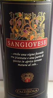 Caldirola Sangiovese