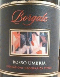 Falesco Borgale Rosso Umbria
