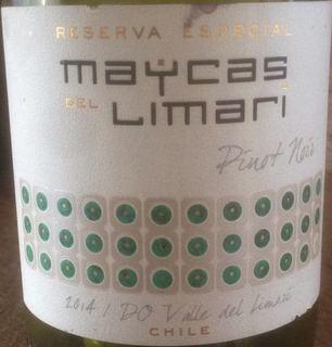 Maycas del Limarí Reserva Especial Pinot Noir