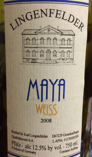 Lingenfelder Maya Weiss