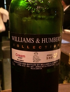 Williams & Humbert Collection Cream Sherry