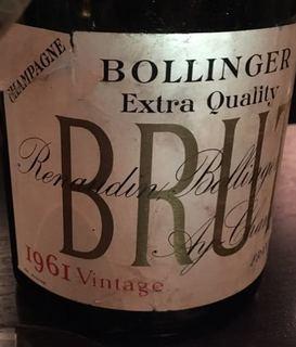Bollinger Vintage Brut