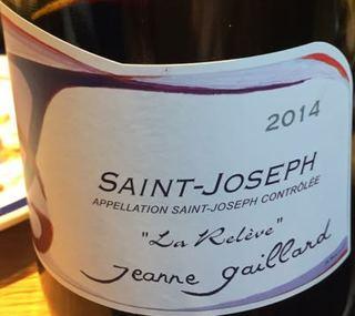 Jeanne Gaillard Saint Joseph La Relève