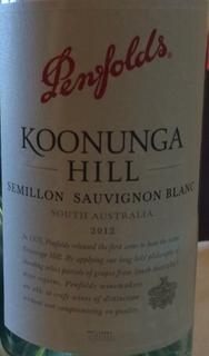 Penfolds Koonunga Hill Sémillon Sauvignon Blanc