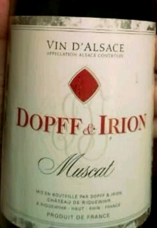 Dopff & Irion Muscat