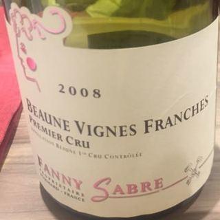 Fanny Sabre Beaune 1er Cru Vignes Franches