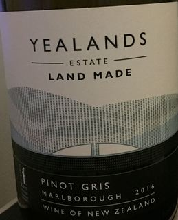 Yealands Estate Land Made Series Pinot Gris