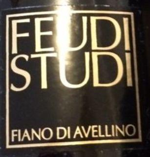 Feudi di San Gregorio Fiano di Avellino Studi