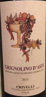 Crivelli Grignolino d'Asti