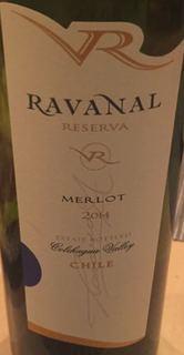 Ravanal Reserva Merlot