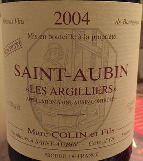 Marc Colin et Fils Saint Aubin Les Argilliers