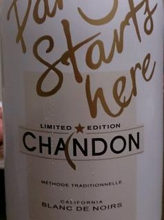 Dom. Chandon Blanc de Noir Limited Edition