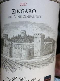 Castello di Amorosa Zingaro