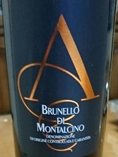 Tenimenti Angelini Brunello di Montalcino(テニメンティ・アンジェリーニ ブルネッロ・ディ・モンタルチーノ)