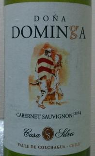 Casa Silva Doña Dominga Cabernet Sauvignon