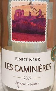 Anne de Joyeuse Caminieres Rose de Pinot Noir