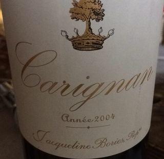 Jacqueline Bories Carignan