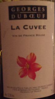 Georges Duboeuf La Cuvée Rouge