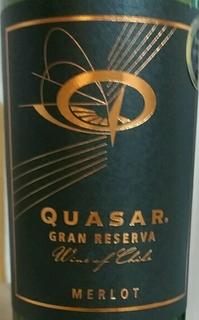 Quasar Grand Reserva Vally Merlot