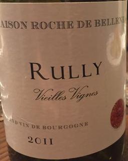 Maison Roche de Bellene Rully Vieilles Vignes