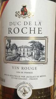 Duc de la Roche Rouge