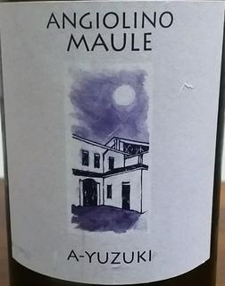 Angiolino Maule Sassaia Per Yuzuki(アンジョリーノ・マウレ サッサイア)