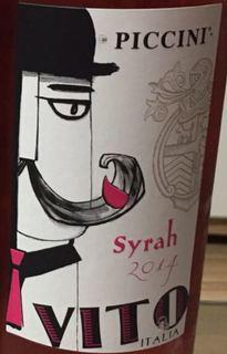 Piccini Vito Syrah Rosé