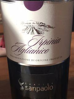 Sanpaolo Irpinia Aglianico(サンパオロ イルピニア アリアーニコ)