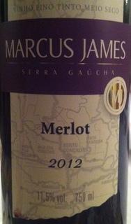 Marcus James Merlot