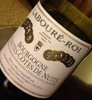Labouré Roi Bourgogne Hautes Côtes de Nuits Rouge