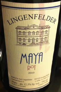 Lingenfelder Maya Rot